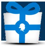 Lotería de regalo