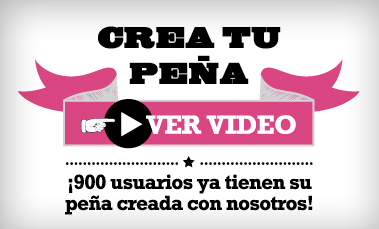 Vídeo para crear peña de lotería