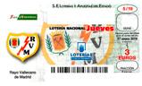 Décimo del sorteo de Lotería Nacional del 17 de Enero de 2019