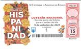 Décimo del sorteo de Lotería Nacional del 9 de Octubre de 2021
