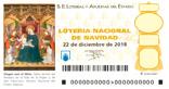 Décimo del sorteo de Lotería Nacional del 22 de Diciembre de 2018